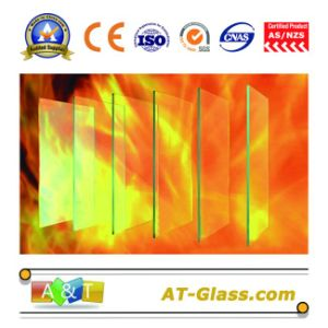 6~12mm Borosilicate Fire-Resistant Glass (BG-40) Used in Curtain Walls, Ceiling, Floor, etc pictures & photos