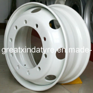 All Steel Wheel Rim for Heavy Truck (22.5X8.25) pictures & photos