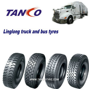 Linglong Truck Tyres, Bus Tires pictures & photos