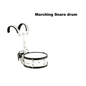 Marching Snare Drum with Shoulder Stand pictures & photos