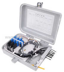 16 Cores Fiber Optic Inserted Type Wholesale Fiber Optic Cable Terminal Box pictures & photos