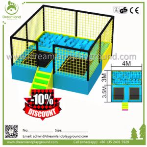 Kids Toys Super Indoor Commercial Trampoline for Sale pictures & photos