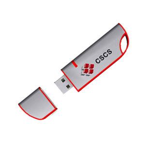 Classic USB Flash Drive Curve USB Drive 1GB 2GB 4GB pictures & photos