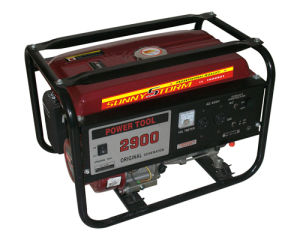 2kw/2.5kw Portable Power Gasoline Generators Set pictures & photos