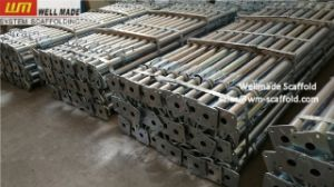 Concrete Slab Formwork Support Adjustable Steel Shoring Prop pictures & photos