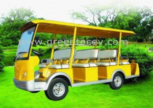 Electric Sightseeing Car Glt 1112