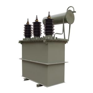 3150kVA 33kv Oil Immersed Transformer pictures & photos