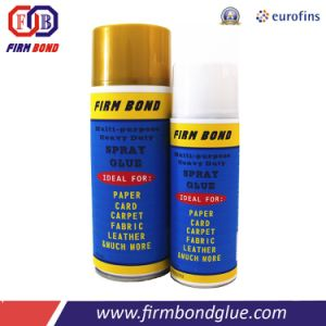Aerosol Spray Glue for Leather pictures & photos