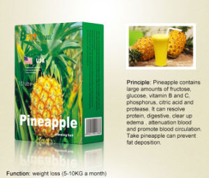 Pineapple Slimming Fruit Powder pictures & photos