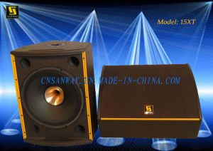Neodymium Loudspeaker DJ Equipment (Sanway 15XT) pictures & photos