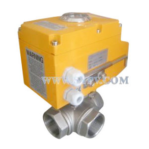 Aqx Series Electric Actuators