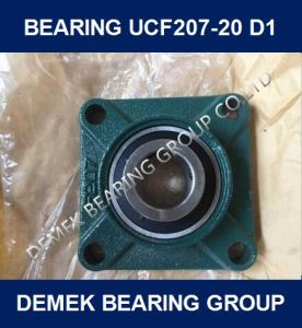 NSK Inch Pillow Block Bearing (UCF207-20 D1) pictures & photos