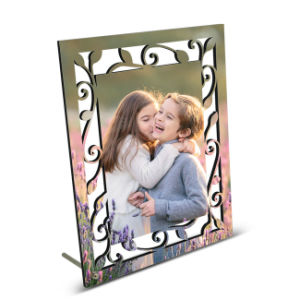 China Wholesale Customed Sublimation Photo Frame DIY MDF pictures & photos