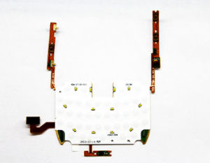 Phone Parts for Blackberry 9800 Keyboard Plate pictures & photos