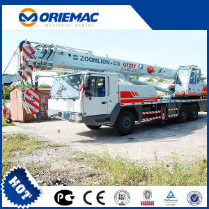 Hot Sale 25ton Zoomlion Truck Crane Qy25V532 pictures & photos
