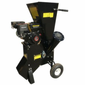 Small Wood Machines 9HP Wood Chipper Shredder pictures & photos