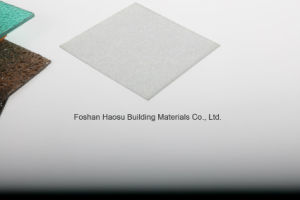 Blue 5 Years Guarantee 2.7mm Polycarbonate Embossed Roofing Sheet
