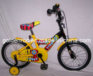 "16"" Steel Frame Kids Bike (1638T) pictures & photos"