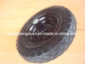 Pneumatic Wheel for Wheelbarrow 480/400-8 pictures & photos