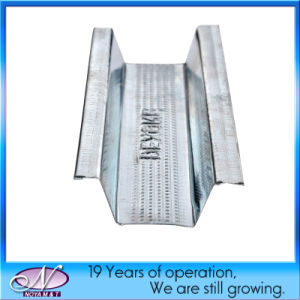 Main Channel, Galvanized Steel Profile, Omega Furring Steel Channel pictures & photos