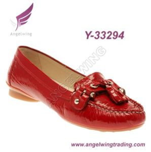 Lady Fashion Shoes (Y-33294)