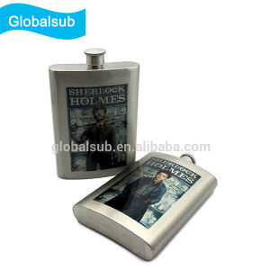 Customized Sublimation Stainless Steel Flasks Wine Pot with DIY Logo pictures & photos