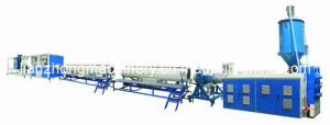 High Efficient 100-250kg/H PPR Pipe Production Line
