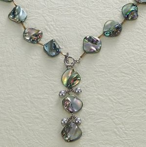 Abalone Shell Necklace pictures & photos