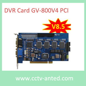 16 Channel Gv-800V4 PCI DVR Card Video Surveillance Recording DVR Board pictures & photos