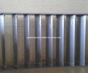 Vertical Sun Louver Aluminium (DX-AF150)