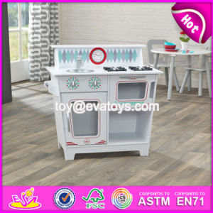 New Products Funny Children Wooden Pretend Kitchen Set W10c262 pictures & photos