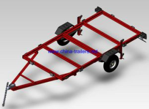 Utility Trailer (TR0401) pictures & photos