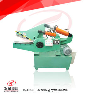 Excellent Quality Alligator Hydraulic Shear for Metal (Q08-63) pictures & photos