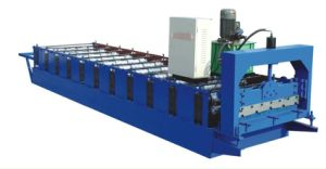Simple Roofing Forming Machine