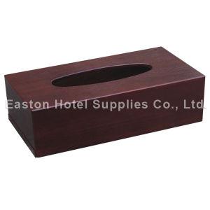 Hotel Wooden Tissue Holder pictures & photos