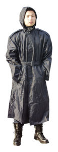 RS05-05c Raincoat Army Raincoat Waterproof Raincoat pictures & photos