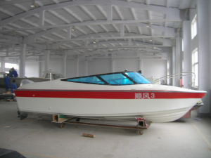 10seats Fiberglass Water Taxi Boat pictures & photos