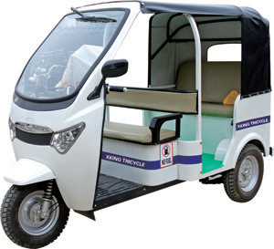 Electric Tricycle (intr-a2)