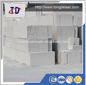 China Building Material Lightweight Concrete Block