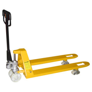 4000kg Heavy Duty Hand Pallet Truck with High Quality (AC PUMP) pictures & photos