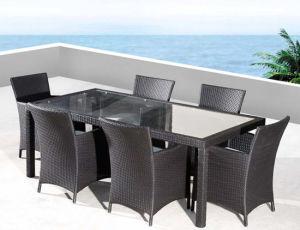 Rattan Dining Set (C185)
