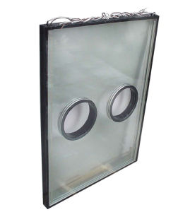 Low-E Insulating Glazing Unit, Heat Reflective Insulated Glass (JINBO) pictures & photos