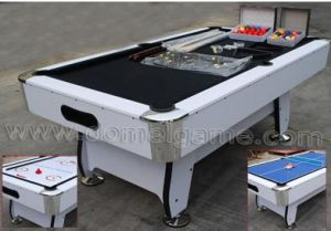 3 in 1 Billiard Table (DMFT3801) pictures & photos