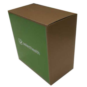 Customzied Corrugated Made Printed Durable Delivery Boxes pictures & photos