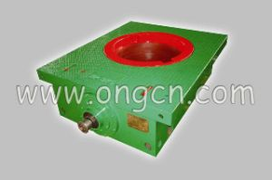 API Certified Zp-375 Rotary Table