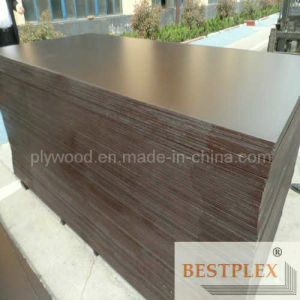 Joint-Finger Film Faced Plywood, Construction Plywood, Film Faced Plywood pictures & photos