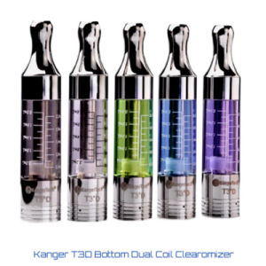 Huge Vapor Kanger T3s Atomizer with Changeable Coils pictures & photos
