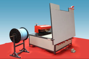 Hydraulic Plywood Single Side Hot Press Machine pictures & photos