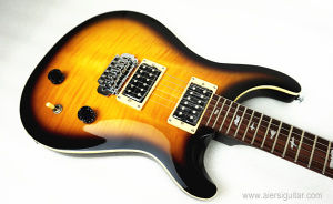 Flame Maple Prs Style Electric Guitar for Sale pictures & photos