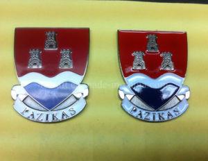 Black Nickel Plating Metal Badges Hard Enamel Badges Soft Enamel Badges